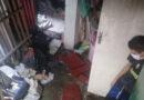 Incêndio destrói casa de morador da Vila Acaba Mundo, que pede ajuda