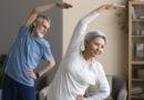Vida Ativa em Casa, com videoaulas para maiores de 50 anos