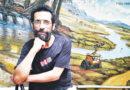Eri Gomes, o morador do Anchieta que reproduz nas telas os postais de BH
