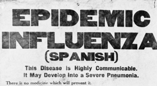 Lição da história: o que aconteceu quando as pessoas deixaram de lado o combate à Gripe Espanhola?
