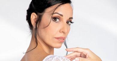 A bailarina Cláudia Mota será destaque no 26º Festival de Inverno de Congonhas